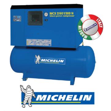 Michelin Depo Üstü Kurutuculu Sessiz Kompresörler