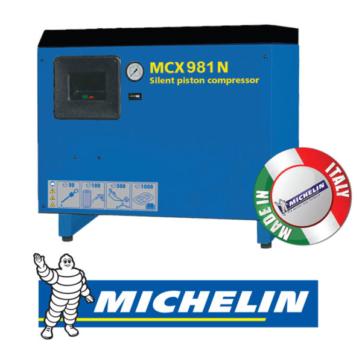 Michelin Deposuz Pistonlu Sessiz Kompresörler