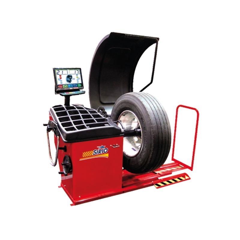 Sirio 4140 HTLC Binek - Ağır Vasıta Balans Makinesi